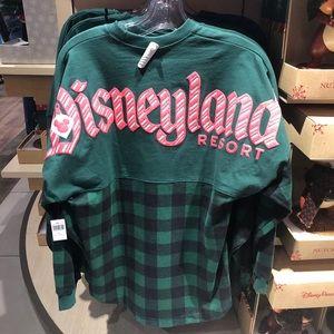 Christmas Disneyland spirit jersey